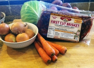Corned Beef Brisket - Product Photo 1